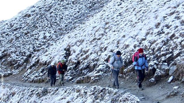 Circuit trekking exceptionnel aux portes de l'Himalaya, dans la région du Kumaon (en Inde) avec Shankar et Trip Adékua