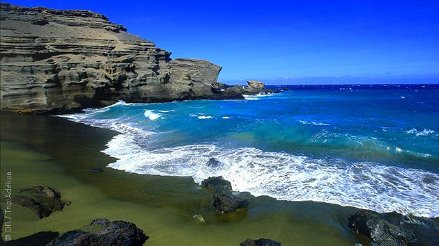 Hawaii, un trek entre plages et volcans