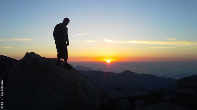 Séjour randonnée trekking en Corse sur le GR20