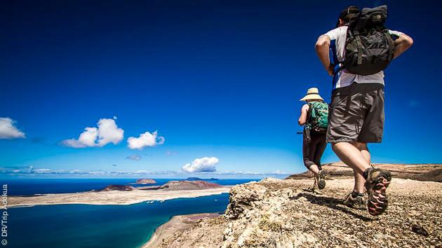 Séjour randonnée trekking à Lanzarote aux Canaries