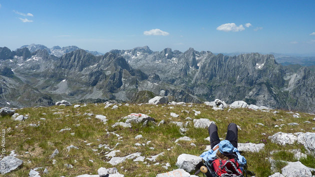 Trek et randonnée en Albanie, entre nature et culture