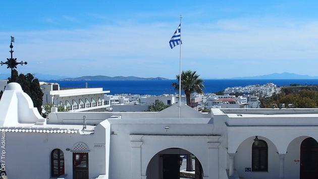 Séjour trekking dans les Cyclades en Grèce