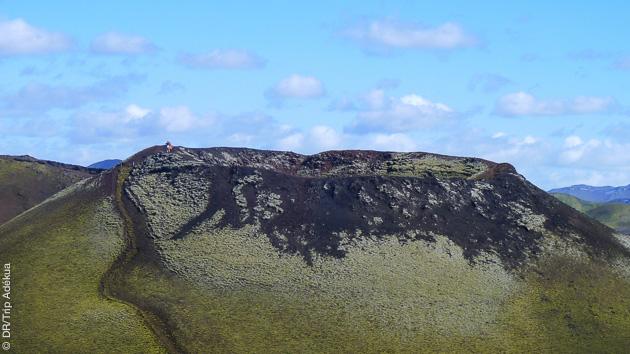 itinéraire de trek en Islande