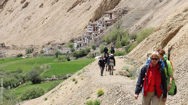 Séjour trekking au Ladakh