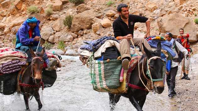 Séjour trekking Haut Atlas Maroc