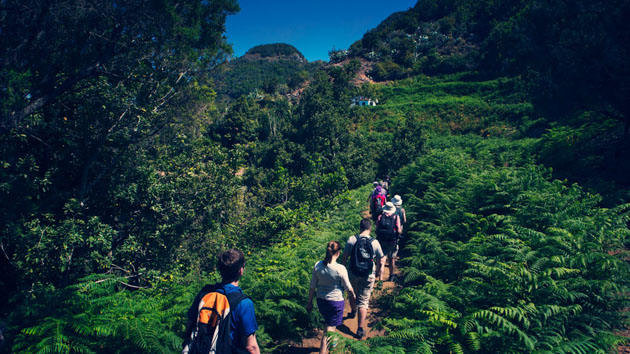 Séjour randonnée trekking à Tenerife aux Canaries