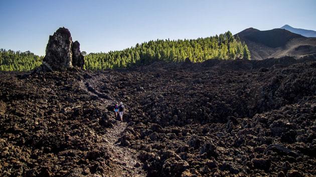 Séjour randonnée trekking sur l'île de Tenerife aux Canaries