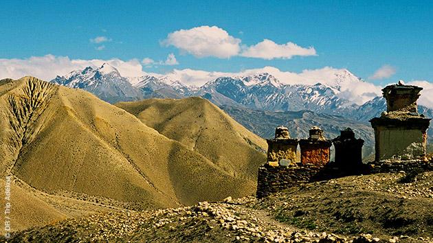 Circuit trekking au Royaume du Mustang, au Népal avec Fabien et Trip Adékua