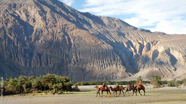 Séjour randonnée trekking au Ladakh