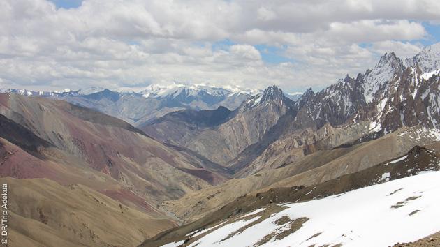 trekking sur la route de la soie au Ladahk