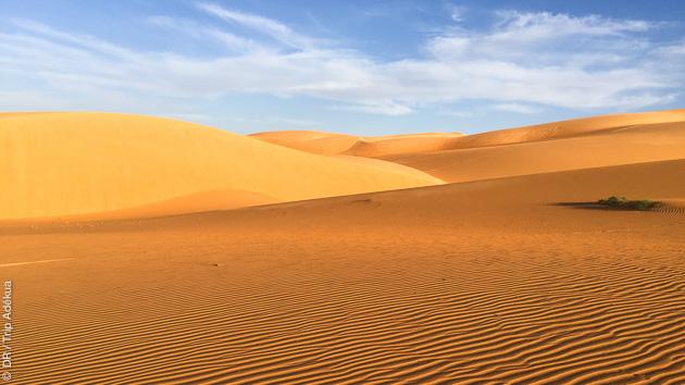 Séjour trekking en Mauritanie