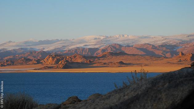 voyage découverte de la mongolie à pied