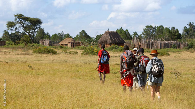 Trek et rencontre avec la nature au Kenya