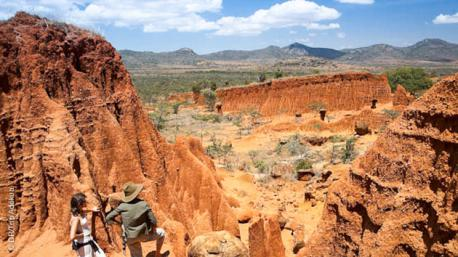 Découvrez le Kenya en trekking, sur le plateau du Laikipia