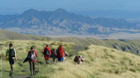 Trekking en Tanzanie avec safari photo