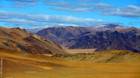 Un séjour unique rando trek en Mongolie