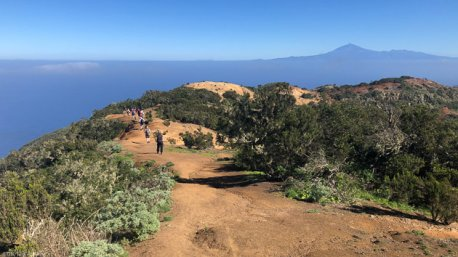 Votre séjour randonnée trekking à la découverte de l'île de La Gomera