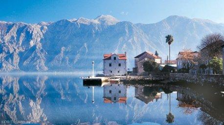 Votre séjour randonnée trekking pour découvrir la côte du Monténégro