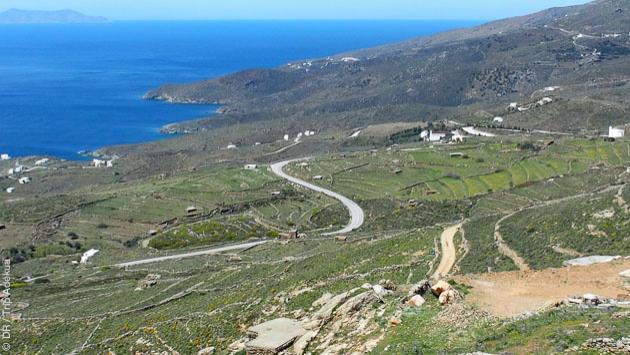 Séjour randonnée trekking dans les Cyclades en Grèce