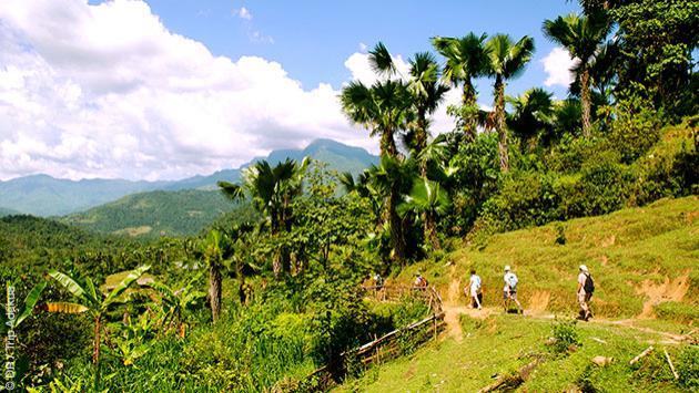Le Nord du Vietnam vous accueille pour ce séjour randonnée de 22 jours