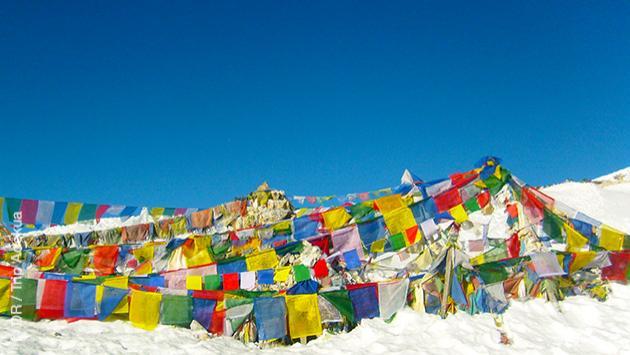 Sur les pentes du Manaslu, entre vallées glaciaires et pics enneigés, ce séjour au Népal vous fera vivre des moments mémorables