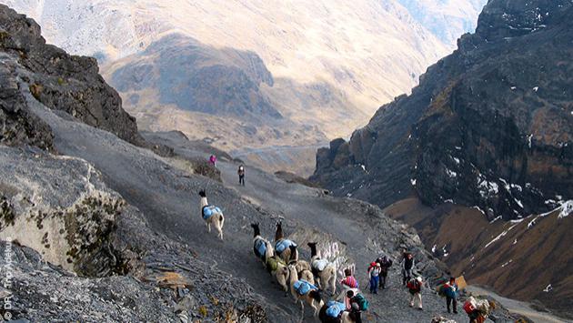 Circuit trekking magnifique sur les sentiers de Bolivie