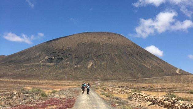 Votre séjour de randonnée trekking aux Canaries à Fuerteventura