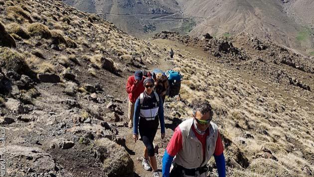 Séjour trekking dans les montagnes du Maroc