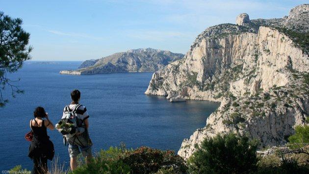 Votre séjour randonnée trekking à la découverte des Calanques de Marseille