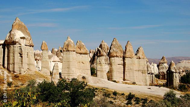 Un circuit de trekking magique en Turquie, dans le Pays des Fées en Cappadoce