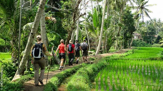 trek à Bali