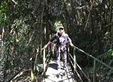 Un itinéraire de trek à travers la Serra dos Orgaos - voyages adékua