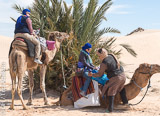 Jours 1 à 3: Méharée à la découverte du sud tunisien - voyages adékua