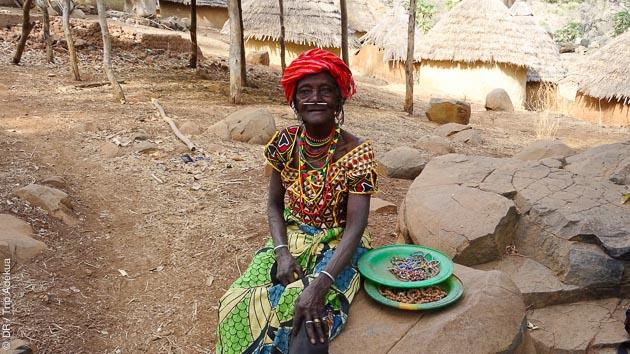Pendant vos bivouac au Sénégal, vous partagez le quotidien et les traditions des ethnies locales