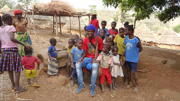 Rencontre des ethnies du Sénégal, pendant votre circuit trek