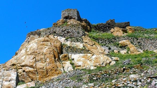 Sur les sentiers de Tinos, randonnées au coeur de la nature préservée de cette ile grecque