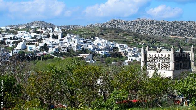 Village et architecture au programme de ce circuit de randonnée en Grèce