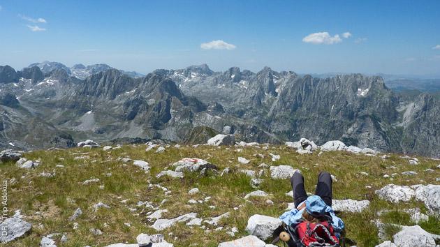 Séjour randonnée en Albanie, entre Tirana, Shkodra, les vallées de Theth et Valbone, et la ville médiévale de Kruja