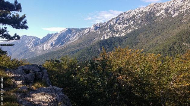 Itinéraire trekking en Croatie avec hébergement en pensions de famille