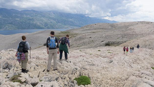 Trekking sur les sentiers des Parcs Nationaux de Croatie