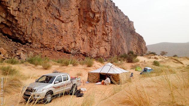 Circuit trek en Mauritanie avec hôtel et bivouac