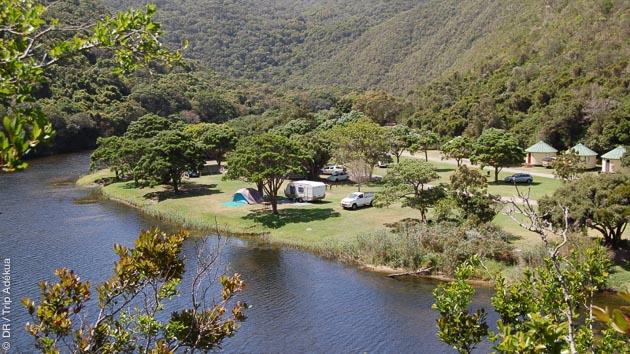 Pendant ce séjour, vous campez au coeur de la nature sauvage d'Afrique du Sud