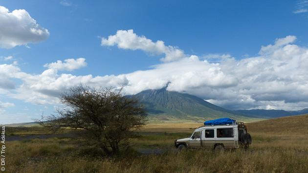 Un trekking d'exception avec guide, et en hôtel et bivouac au coeur de la vallée du Rift en Tanzanie