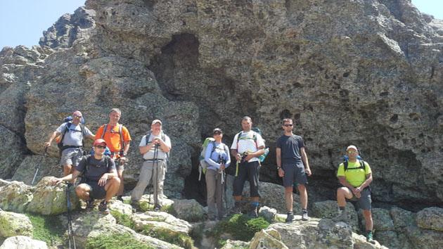 Un trek sportif à travers l'Alta Rocca en Corse