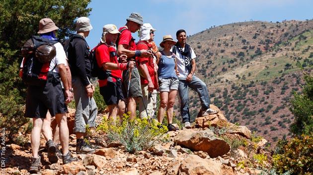 Découverte des falaises et vallées, arpentez les cols du Haut Atlas pour voir les trésors du Maroc