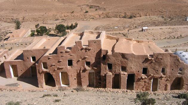 Découvrez la citadelle de Guermessa pendant votre trek en Tunisie