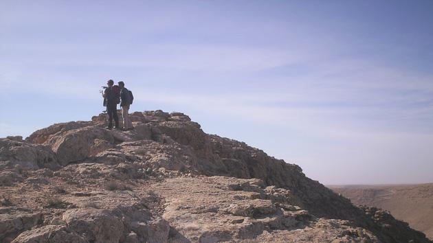 Une randonnée des montagnes berbères aux dunes du Sahara