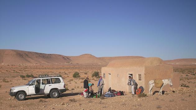 Venez randonner en Tunisie jusqu'aux dunes du Sahara