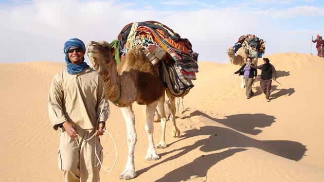 Votre séjour trekking à la découverte du Sahara tunisien