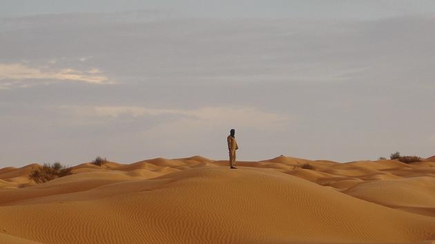 Un séjour randonnée trekking à la découverte des dunes de Tunisie